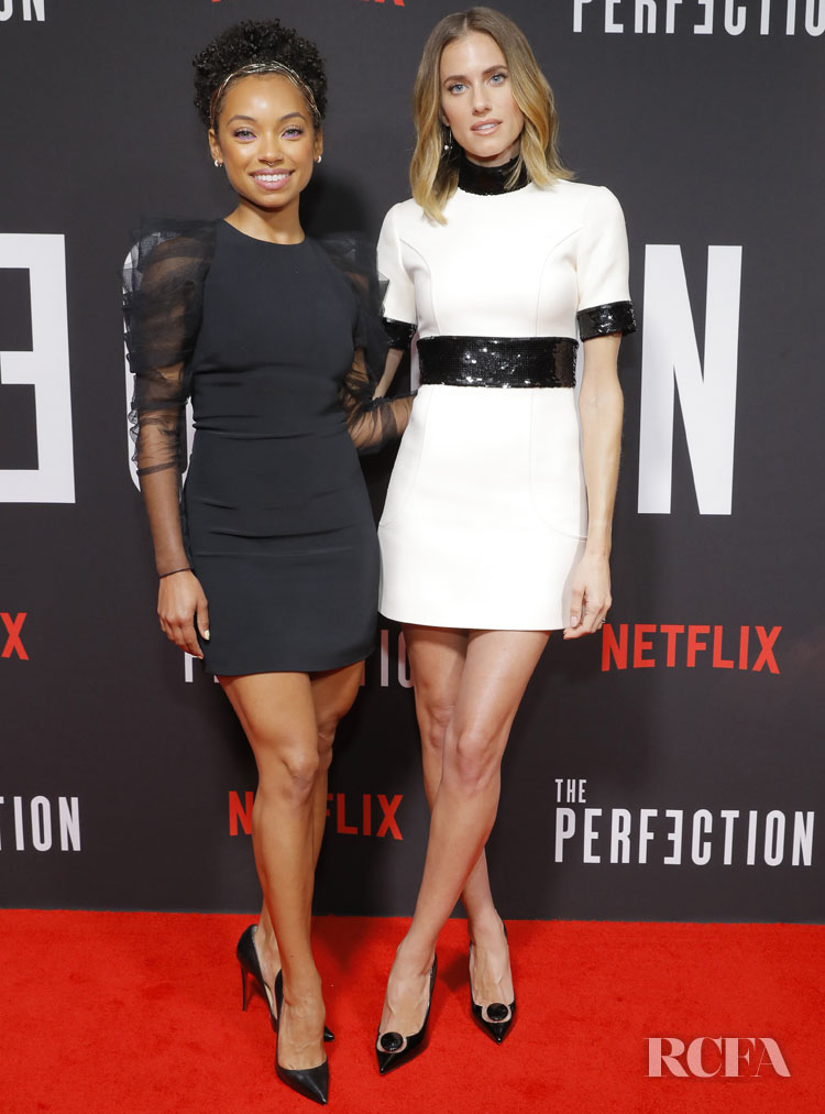 'The Perfection' New York Screening