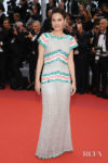 Virginie Ledoyen In Chanel - 'The Dead Don't Die' Cannes Film Festival Premiere & Opening Ceremony