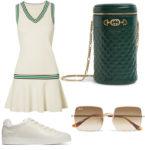 Wimbledon Tennis Style Inspo