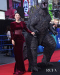 Zhang Ziyi Continues to Slay Godzilla In Toyko