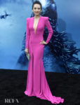 Zhang Ziyi Was Pretty In Pink For The 'Godzilla: King Of The Monsters' LA Premiere