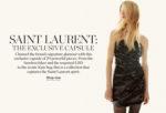 NET-A-PORTER's Exclusive Saint Laurent Capsule Collection