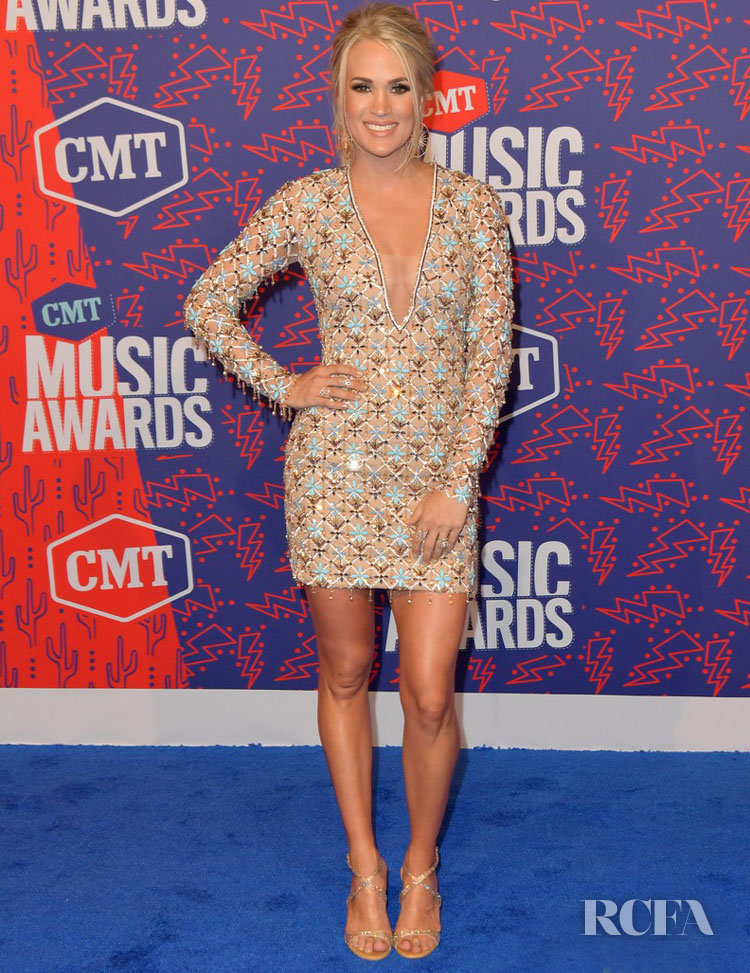 2019 CMT Music Awards Red Carpet Roundup