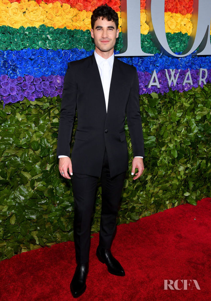 Darren Criss in Givenchy - 2019 Tony Awards