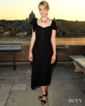 Carey Mulligan Was Chic In Black For Bvlgari