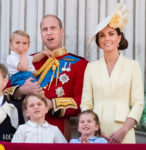 Catherine, Duchess of Cambridge Looks Stylish In Yellow For The Trooping the Colour