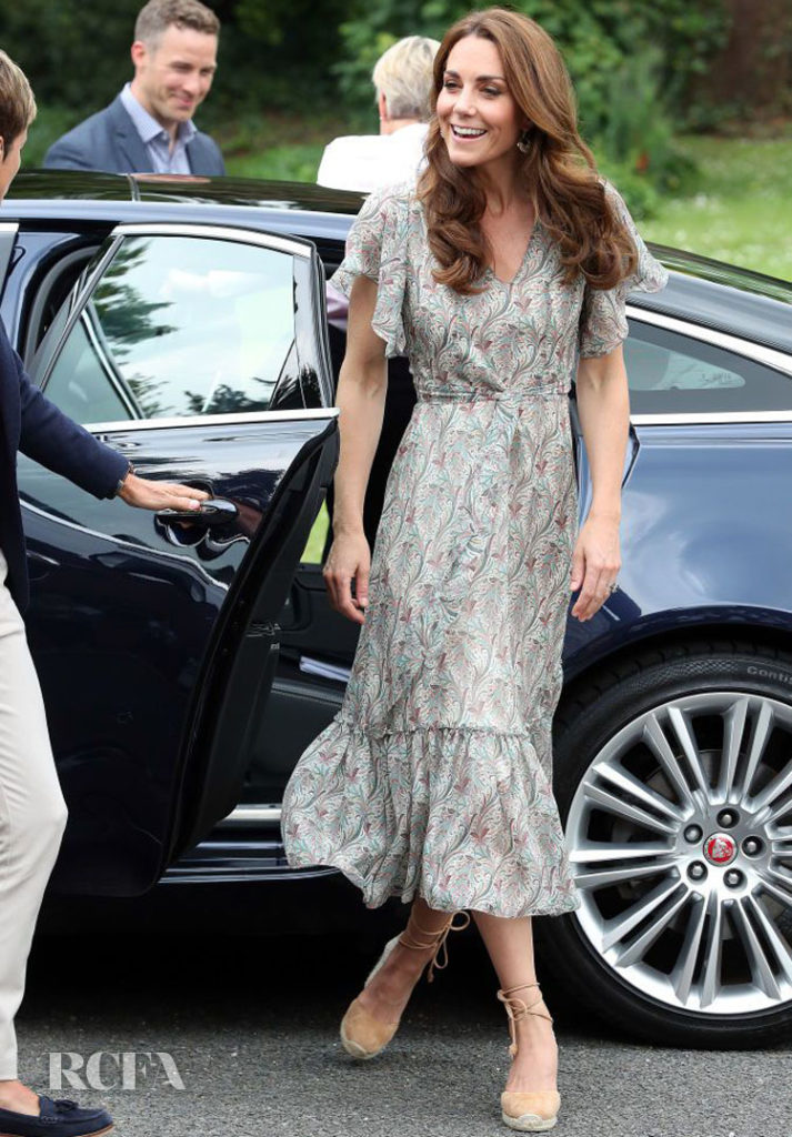 Catherine, Duchess of Cambridge in Ridley London - The Royal Photographic Society