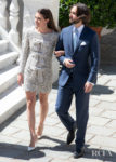 Charlotte Casiraghi Weds In Two Looks Inspired By Grace Kelly