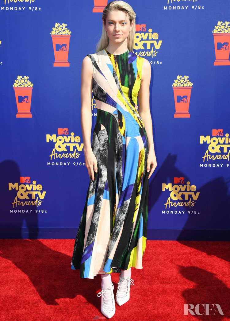 2019 MTV Movie And TV Awards Red Carpet Roundup