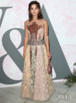 Jenna Coleman Was Lovely In Lace For The V&A Summer Party