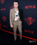 Joe Keery In Fendi -  'Stranger Things 3' LA Premiere