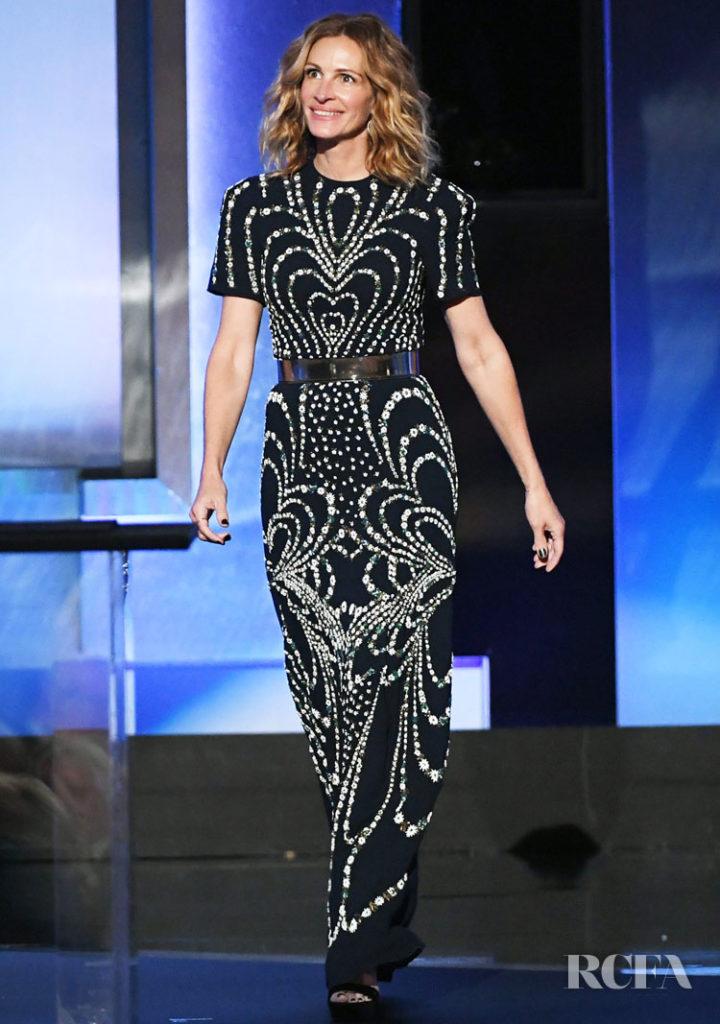 Julia Roberts Honors Denzel Washington At The AFI Life Achievement Award