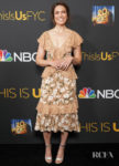 Mandy Moore's Lovely Summery Floral Dress For 'This Is Us' FYC Screening