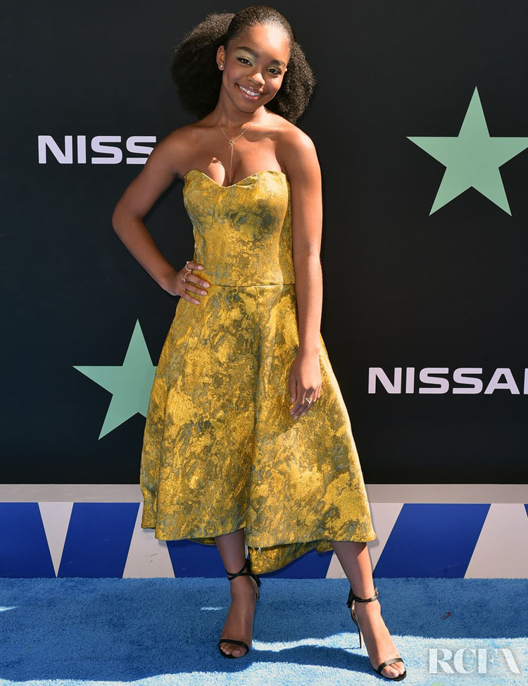 Image result for Marsai Martin BET 2019