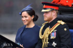 Meghan, Duchess Of Sussex Returns To Royal Duties For Trooping the Colour