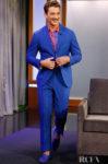 Miles Teller's Strong Suit For Jimmy Kimmel Live!