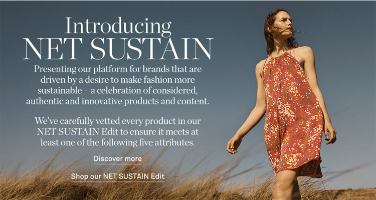 Introducing NET SUSTAIN