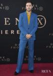Nicholas Hoult Rocks Flares For The 'X-Men: Dark Phoenix' LA Premiere