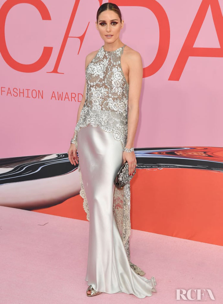 Olivia Palermo In Valentino - CFDA Fashion Awards 2019