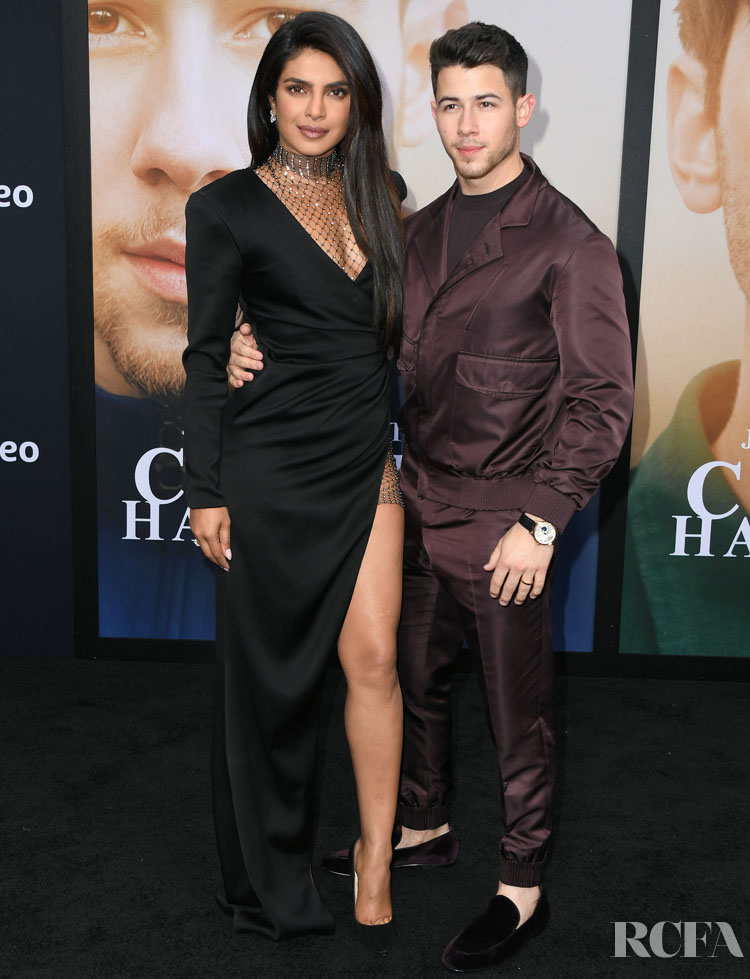 Priyanka Chopra Goes Glam For The 'Chasing Happiness' LA Premiere