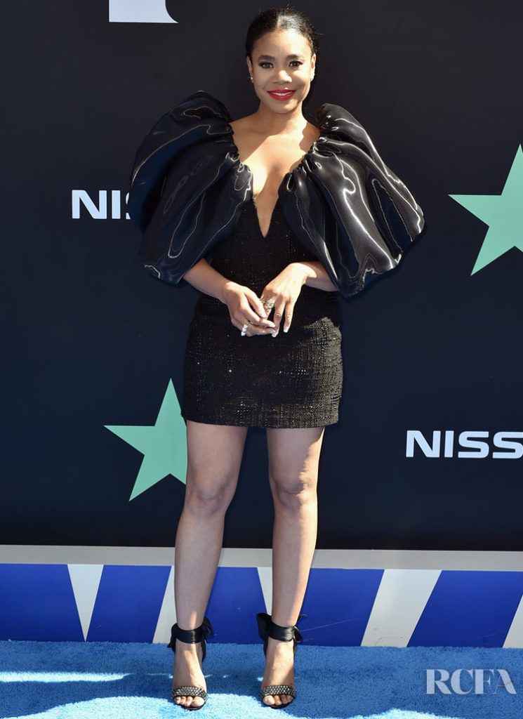 Regina Hall in Cong Tri 2019 BET Awards