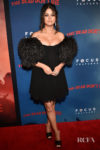 Selena Gomez's Feathered LBD For The 'The Dead Don't Die' New York Premiere