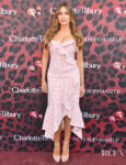 Sofia Vergara's Pretty Polka Dots For Charlotte Tilbury's Beauty Wonderland