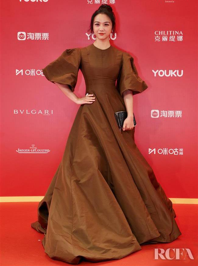3baa1d39d6c 2019 Shanghai International Film Festival Opening Ceremony - Red ...