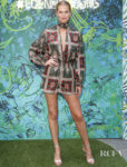Toni Garrn Was All Legs At The Eden Hamburg by Perrier-Jouet Event