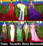 Who Was Your Best Dressed At The 2019 Tony Awards?