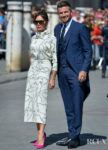 Victoria Beckham & David Beckham Attend Sergio Ramos And Pilar Rubio's Wedding