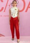 Yara Shahidi In Monse - CFDA Fashion Awards 2019
