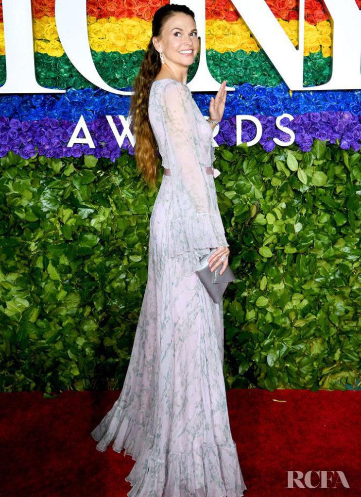 Sutton Foster in Luisa Beccaria - 2019 Tony Awards