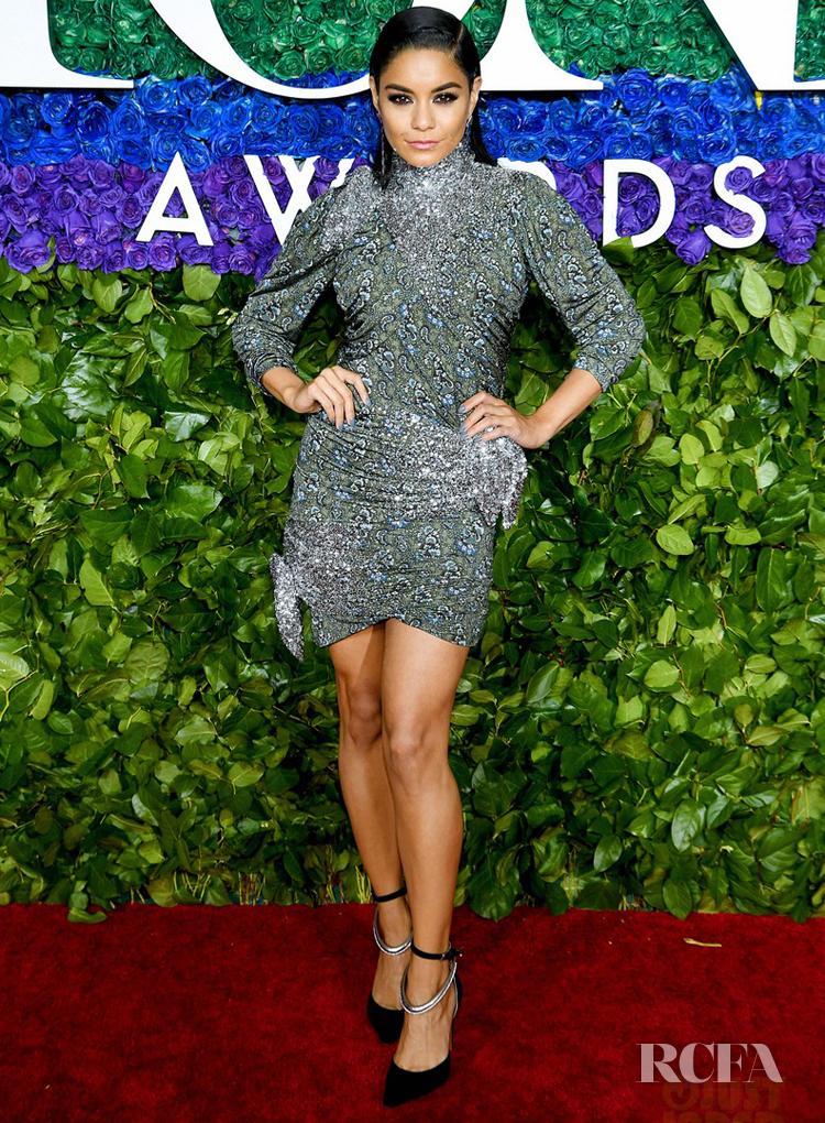 Vanessa Hudgens in Altuzarra - 2019 Tony Awards
