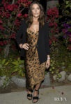 Ashley Greene Proves Animal Print Will Be Forever Chic At The 'Twilight' LA Screening