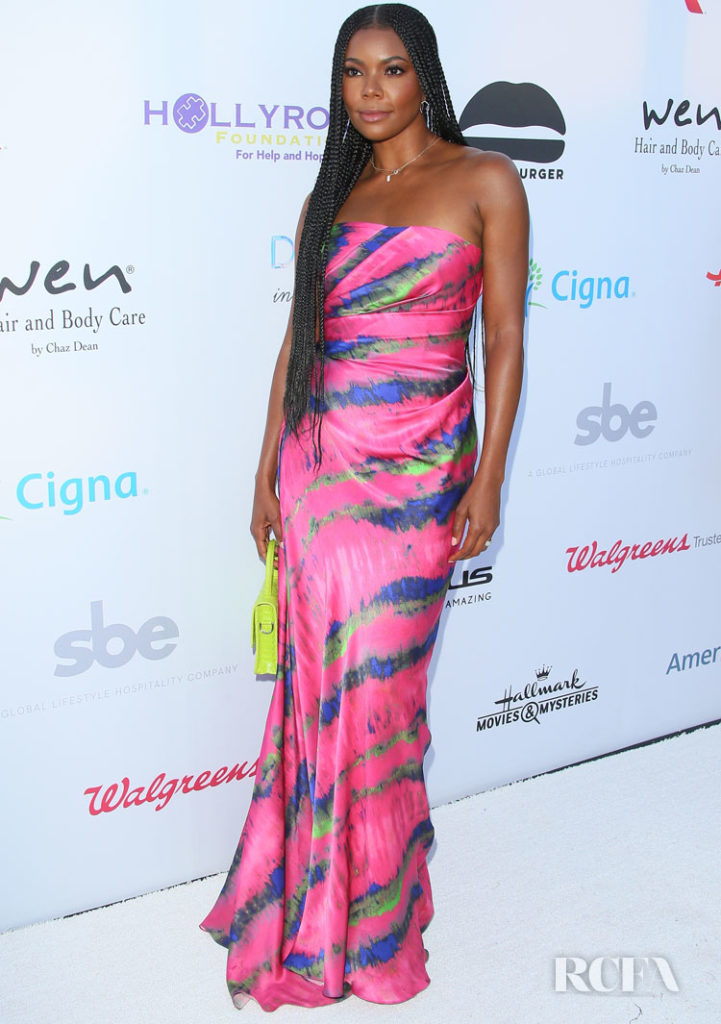 Gabrielle Union in SemSem  - HollyRod Foundation's 21st Annual DesignCare Gala
