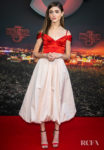 Natalia Dyer Graceful Outing For The Netflix's 'Stranger Things 3' Paris Premiere