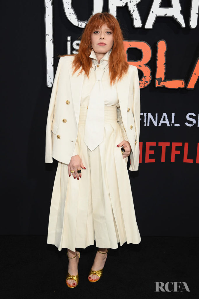Orange Is The New Black New Season 2020.Orange Is The New Black Final Season World Premiere Red