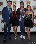 Tessa Thompson's Double Header At Comic-Con