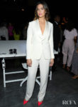 Mandy Moore On Day One Of Haute Couture Fashion Week