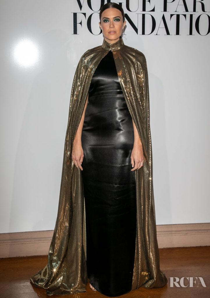 Mandy Moore Ralph Lauren Vogue Foundation Gala