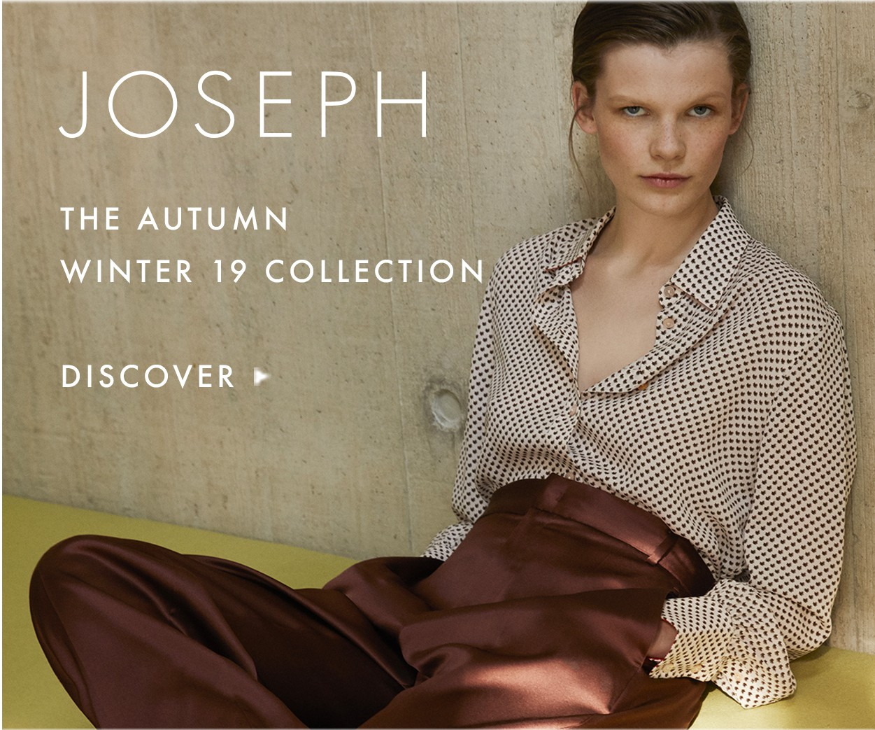 Shop The Joseph Fall 2019 Collection