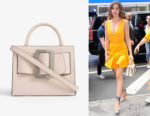 Alison Brie's BOYY Bobby Leather Bag