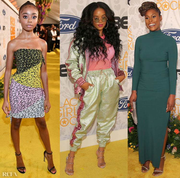 Black Girl Fashion 2019: Red Carpet Fashion Awards