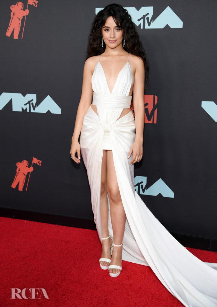 Camila Cabello In Balmain - 2019 MTV VMAs