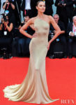 Candice Swanepoel In Etro -  'La Vérité' Venice Film Festival Premiere