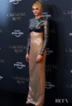 Cara Delevingne Shines In Another Daring Dress For The 'Carnival Row' Berlin Premiere