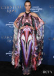Cara Delevingne's Haute Couture Galactic Moment For Amazon's 'Carnival Row' LA Premiere