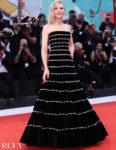 Cate Blanchett In Armani Prive - 'Joker' Venice Film Festival Premiere