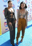Chloe x Halle In Jonathan Simkhai And Zimmermann - 2019 Teen Choice Awards